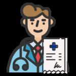 2. Consulta con el médico y obtén tu receta
