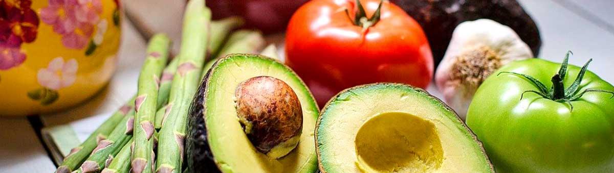 Dieta vegana y ovo-lácteo-vegetariana